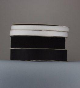 Velcro Nero/Bianco