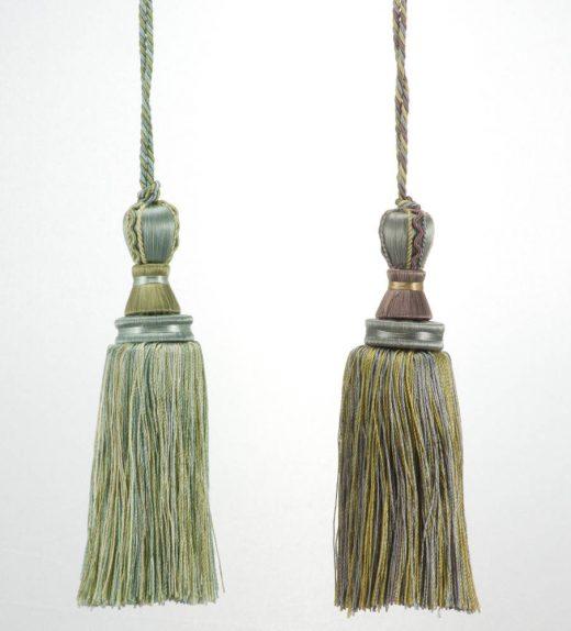 Fiocco Tropea grigio/bronzo