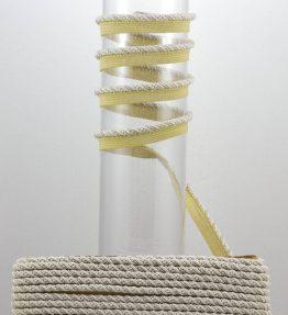 Cordone con aletta bianco web