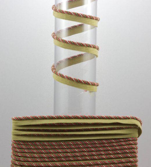 Cordone con aletta verde-rosa 2 web